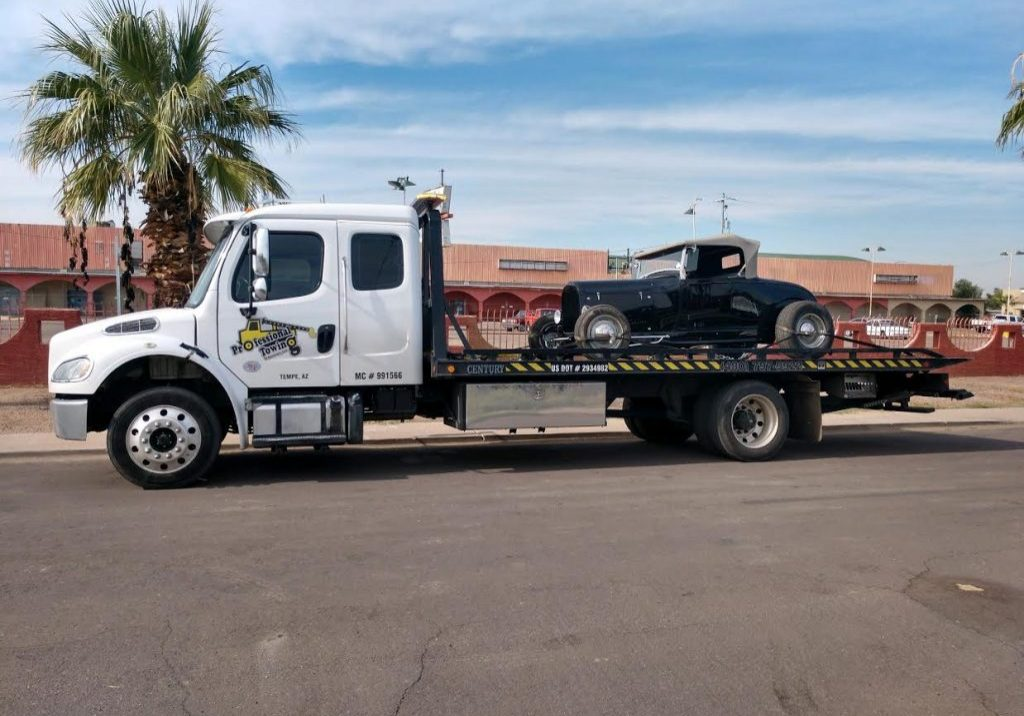 Professional Towing & Recovery (12)
